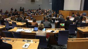 Die Landtage der 16 Bundesländer setzen die Staatsverträge in Landesgesetze um.